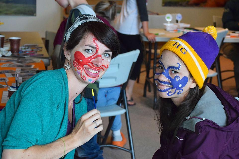 Haida Gwaii Residents celebrate World Oceans Day in June.